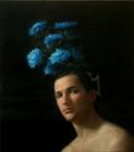 Se_f-portrait-with-blue-flo