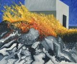 20140809144028-dungeness_fire__2013__oil_on_canvas__30_x_35cm_