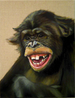 Bonobo_portrait_oil_on_linen