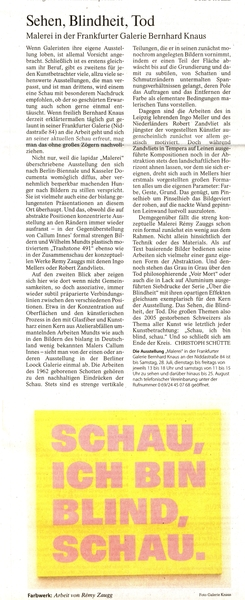 FAZ from July 13, 2012