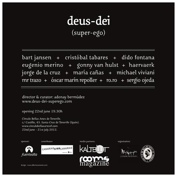 Deus Dei (Super Ego) Exhibition