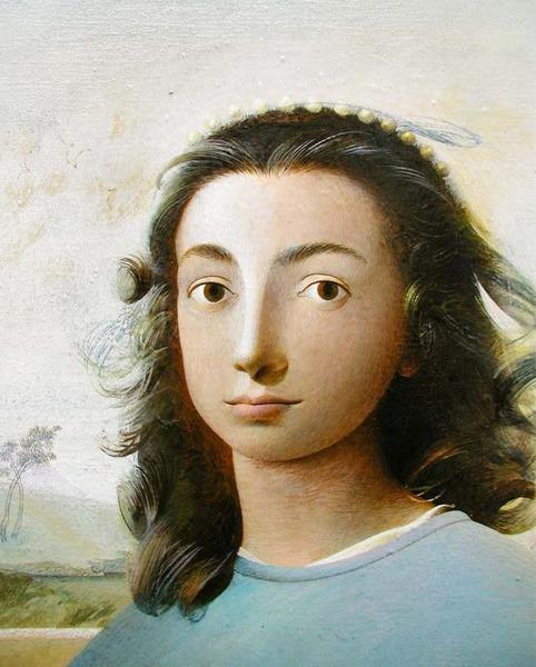 Artist Sergey Konstantinov