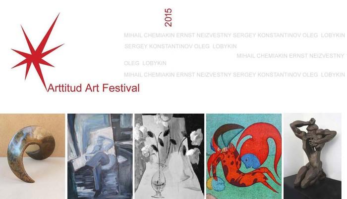 Arttitud Art Festival 2015