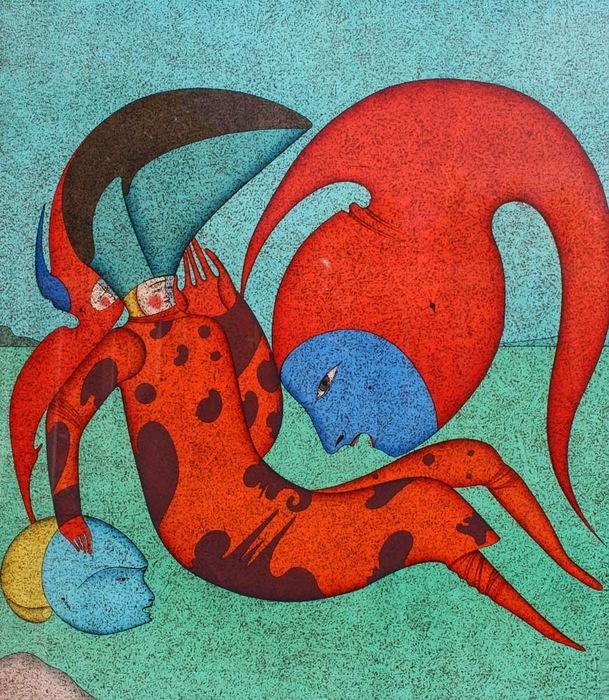 Mihail Chemiakin Arttitud Art Festival 2015