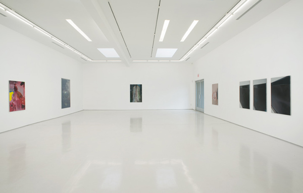Eberhard Havekost, Take Care, Installation View