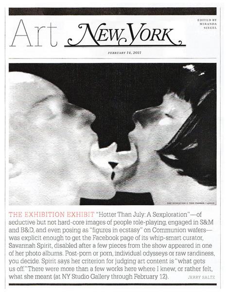 NY Magazine pick