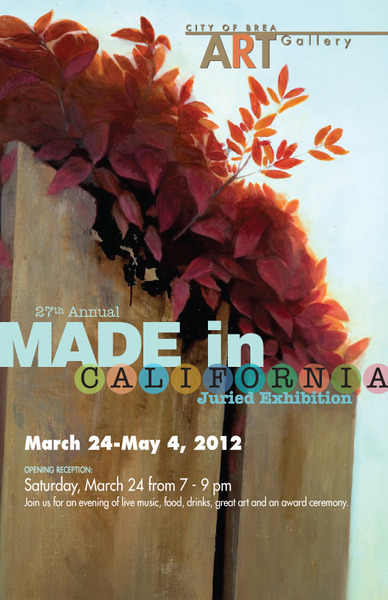 "27th Annual ""Made in California"" Art Exhibition"