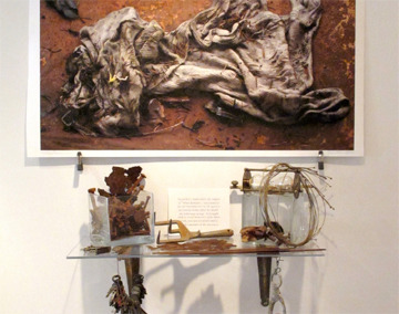 "Ellen Denuto ""What Remains"""