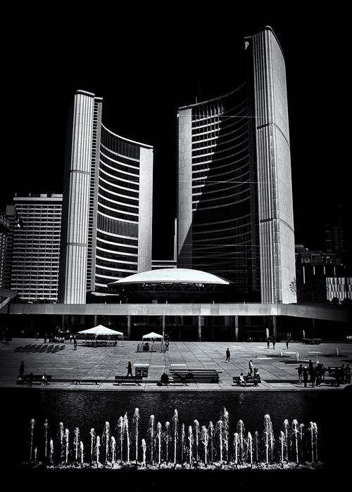 Toronto City Hall No 6
