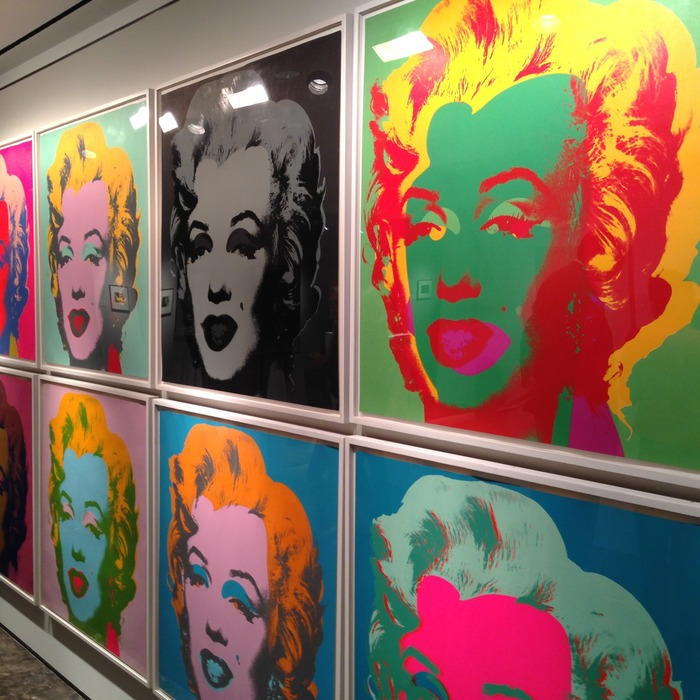 Andy Warhol Marilyn Prints