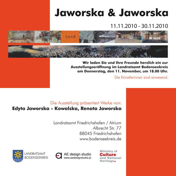 Renata Jaworska, Edyta Jaworska
