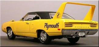Black and Yellow Superbird