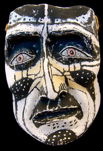 Andre Van Zijl - Mask