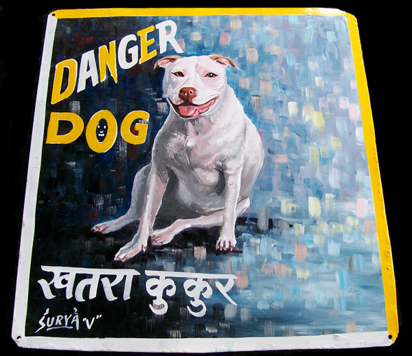 Danger Dog Project