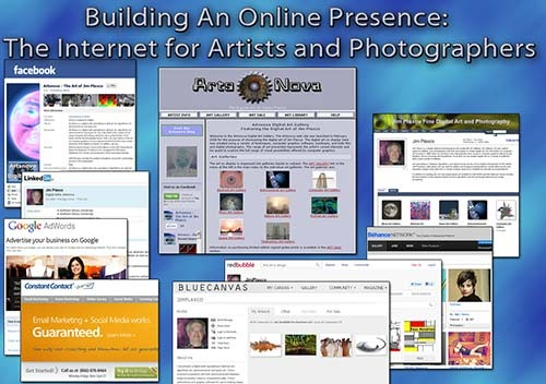Building an Online Presence: The Internet for Artists and Photographers
