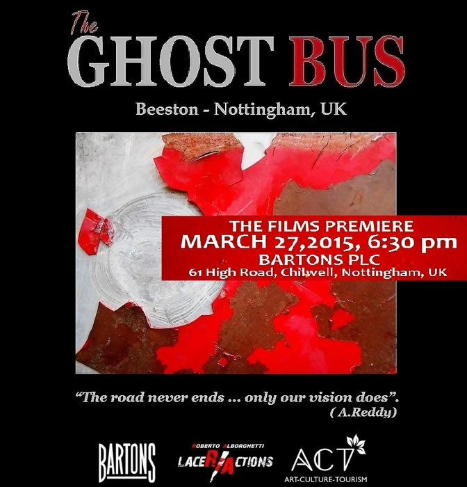 The Ghost Bus : The Official Flyer