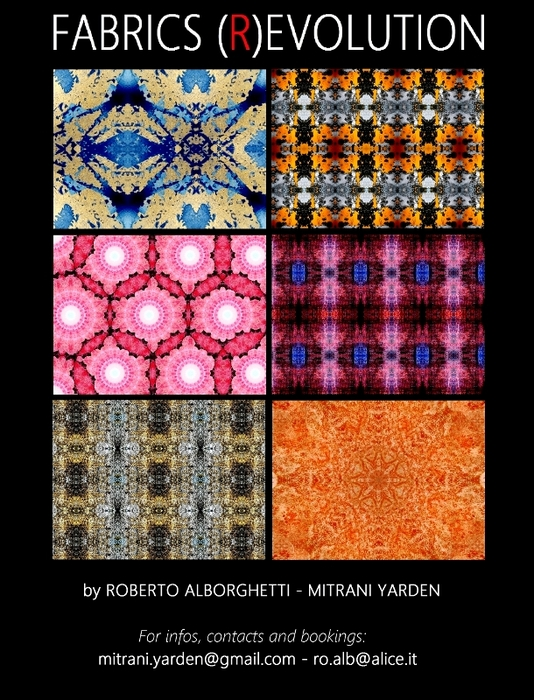 Fabrics New Generation by Roberto Alborghetti-Mitrani Yarden
