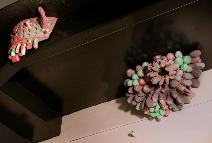 Pods, Lobby Gallery