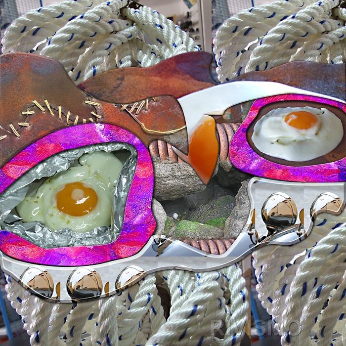 Mirada Bicelular. Obra del Rivismo de Ramón Rivas
