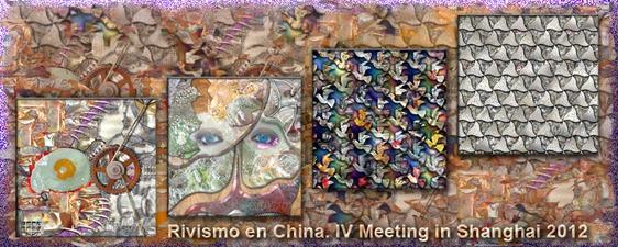 Obras del Rivismo presentadas en Shanghai