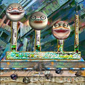 Sonrisa Comunicante II. Obra del Rivismo finalista en el Florence-Shanghai Prize 2014