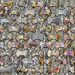 Mosaico Experiencial-Hueso. Obra del Rivismo finalista en el Florence-Shanghai Prize 2014