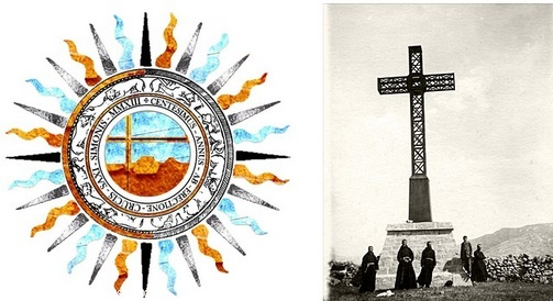 centenario croce del sasso simone