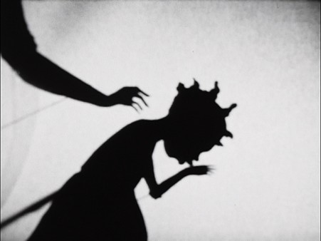 8 Possible Beginnings, or the Creation of African-America; a Moving Picture by Kara E. Walker (video still), 2005