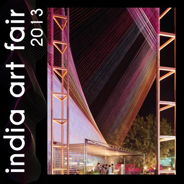 India Art Fair 2012