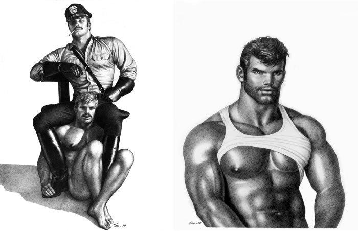Gay bi sexual 2 men 1 woman 7
