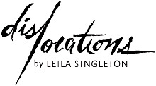 Dislocations by Leila Singleton logo