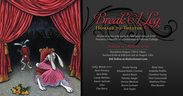 Break A Leg: Homage to Theater
