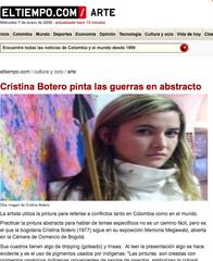 , Cristina Botero