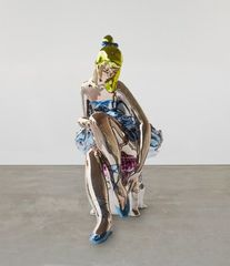 Seated Ballerina, Jeff Koons