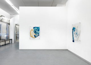 Exhibition view Galerie koal / Cella series, Ingo Mittelstaedt