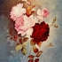 Pink_roses_blauwe_achtergrond_exto