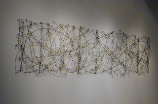 Black Wire Drawing, John Garrett