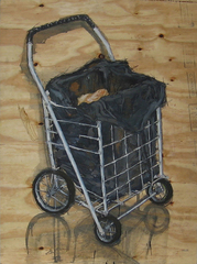 Shopping Cart, Susan Bolles