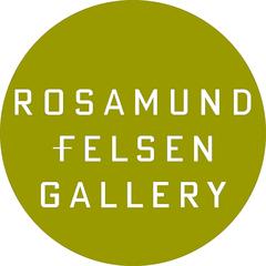 Rosamund Felsen Logo,
