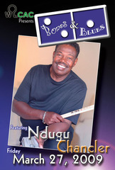 Bones & Blues Featuring Ndugu Chancler,NDUGU CHANCLER