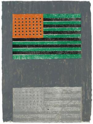 Jasperjohnsflag