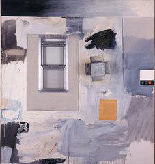 Trophy V (for Jasper Johns) , Robert Rauschenberg