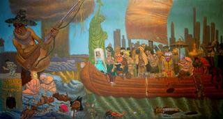 Ellis Island, Paul Torres