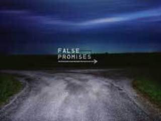 False Promises , Joel Ross