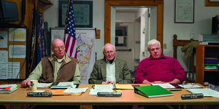 Meeting [Lee - New Hampshire], Paul Shambroom