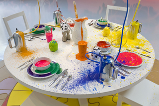 The Kids\' Table [DETAIL], Richard Jackson