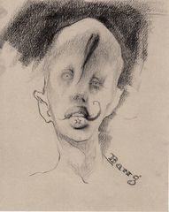 "Sketch #3 ""Bang"",Michael Hussar"