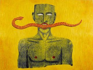Snake Man, Alison Saar