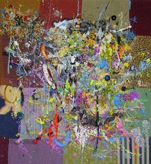 Junk painting, Daniel Bruttig