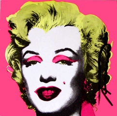 Marilyn Monroe Castelli Graphics Invitation, 1981 ,